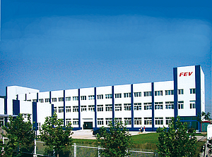 Technical Centers, FEV, China, Dalian