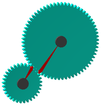 Virtual Engine Geartrain Analysis