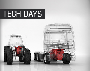 FEV Tech Days around the globe