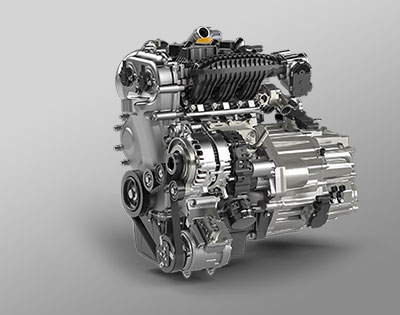 Whitepaper: Gasoline Engines for Hybrid Powertrains
