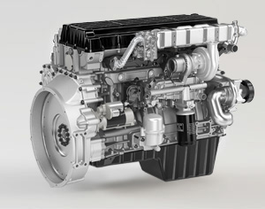 Commercial and Industrial Engines