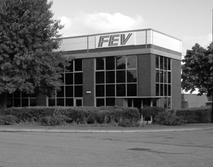 Working at FEV UK