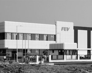 Working at FEV India