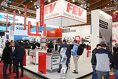 FEV at Testing Expo 2019